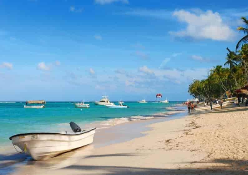 Vuelo a Punta Cana