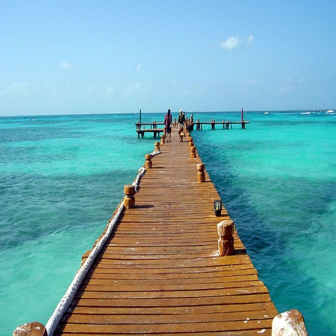 Vuelo a Cancún