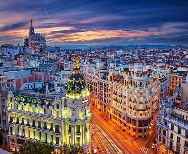 Madrid - VUELO DIRECTO