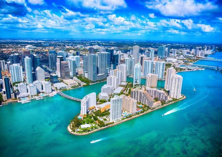 Vuelo a Miami