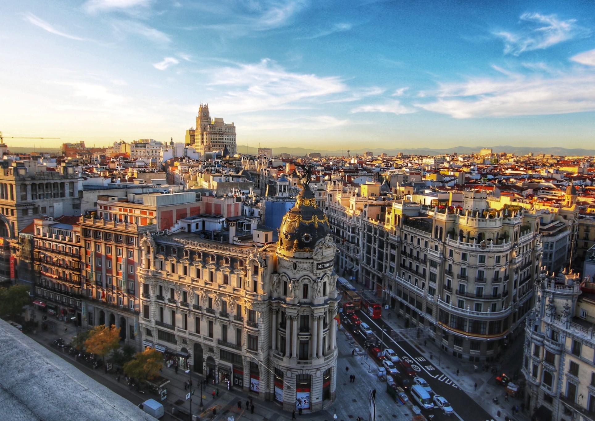 Madrid  en 2021