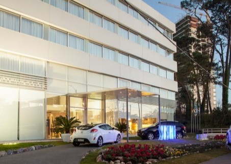 Hotel en Sisai Punta del Este