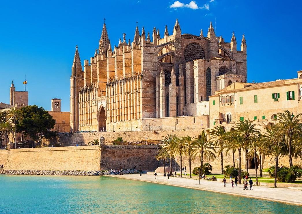 Palma de Mallorca en 2021