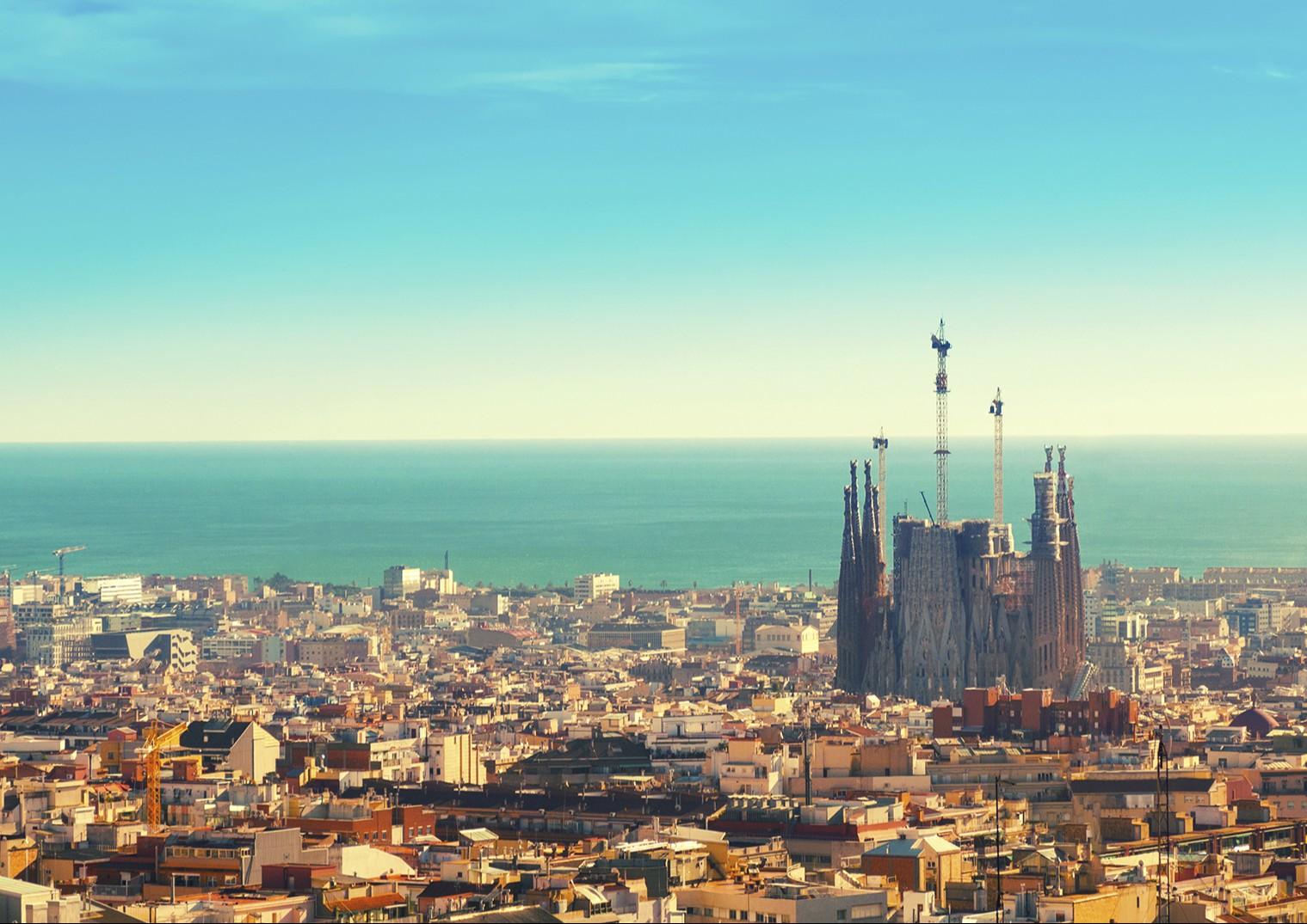 Barcelona en  2021